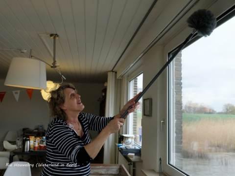 Huis aan het Water weer spic en span na NLdoet