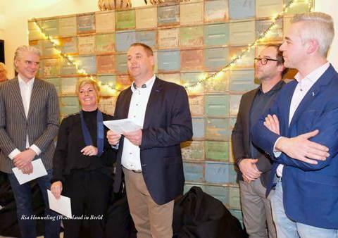 Willem Slot van Van Geemen winnaar Waterlandse Ondernemer 2017