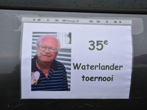 Ome Ynze Waterlander voor 35e keer op zijn eigen toernooi