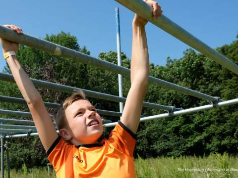 Challenge4Life Obstacle Run brengt ruim € 16.000 op