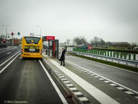 Spitsbusbaan en tunnel Ilpendam officieel geopend