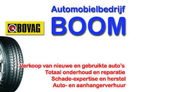 Autobedrijf Boom