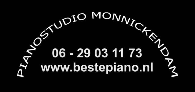 Pianostudio Monnickendam - Kees de Baat