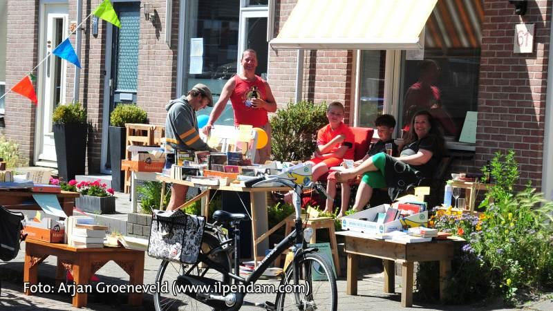 3e Garagesale in Ilpendam