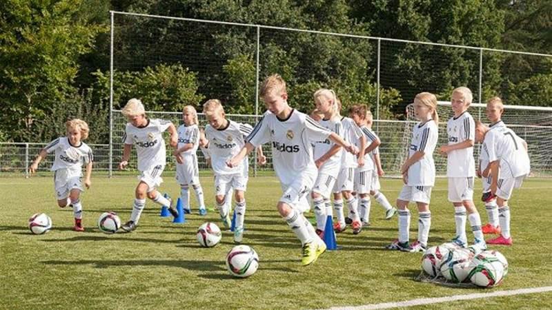 Real Madrid Voetbalkamp komt deze zomer bij SDOB!