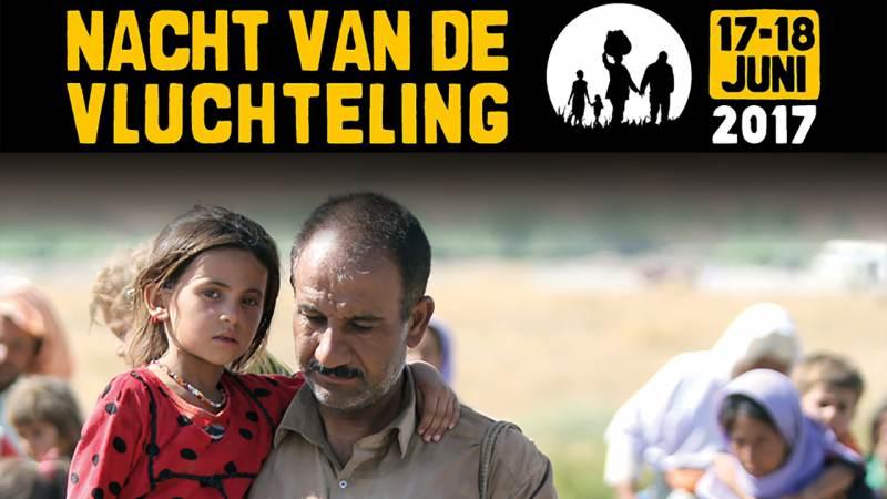 8e Nacht van de Vluchteling ook door Waterland