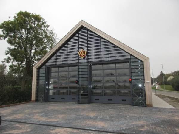 Open Dag Brandweer Broek in Waterland op 8 juli