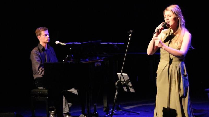 Stem Frank Keijzer en fadozangeres Daisy Correia naar opname met Metropole Orkest