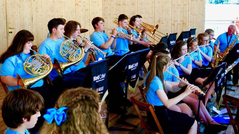 Bexley Youth Tour Band & Orchestra geeft gratis concert in Monnickendam