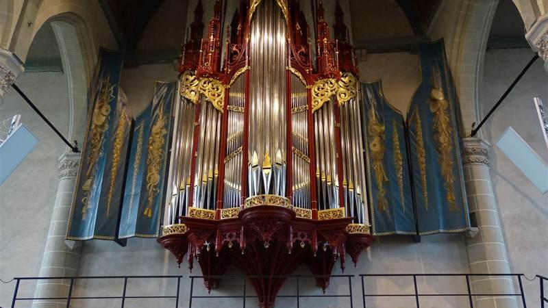 Waterlands Orgelfestijn komt naar Grote Kerk in Monnickendam