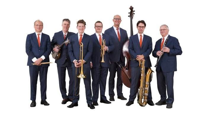 Jazz in Monnickendam viert 15-jarig jubileum met concert van The Dutch Swing College Band