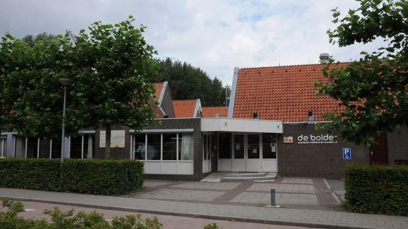 Renovatie van Sociaal Cultureel Centrum De Bolder