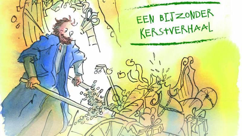 Musical Hotel Toekan en kinderkerstfeest in Opstandingskerk