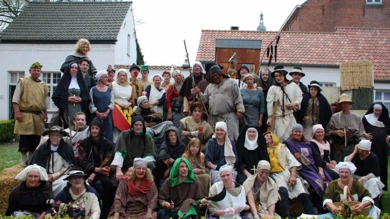 Jubileum: 10 jaar Middeleeuws Genootschap Monnickendam