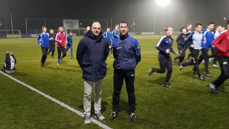 SV Marken stelt Patrick Onsia aan als interim-trainer