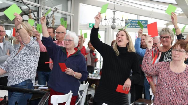 Informatieve jaarbijeenkomst vrijwilligers Stichting Promotie Waterland