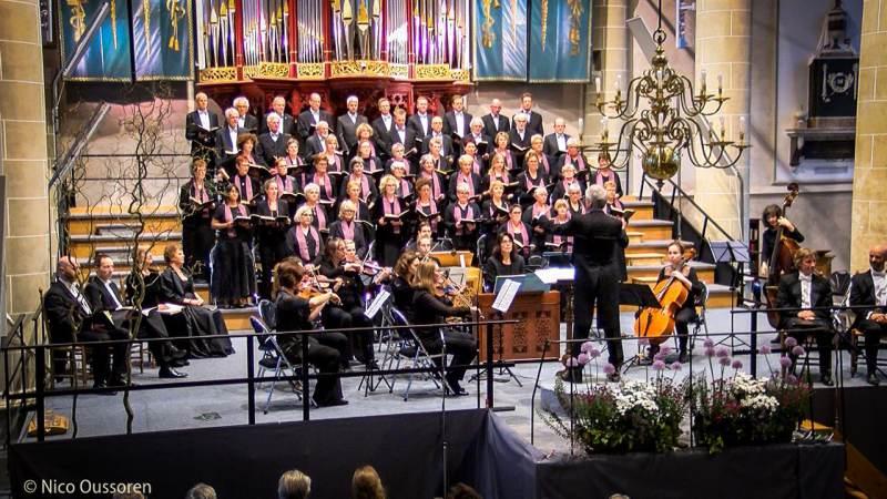Cantorij Monnickendam zingt haar 50e Johannes Passion