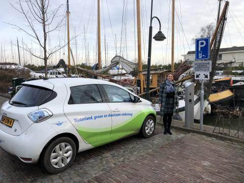 Aantal laadplekken voor elektrische auto's flink uitgebreid