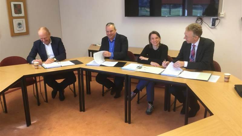 Aanvullende Samenwerkingsovereenkomst Galgeriet ondertekend