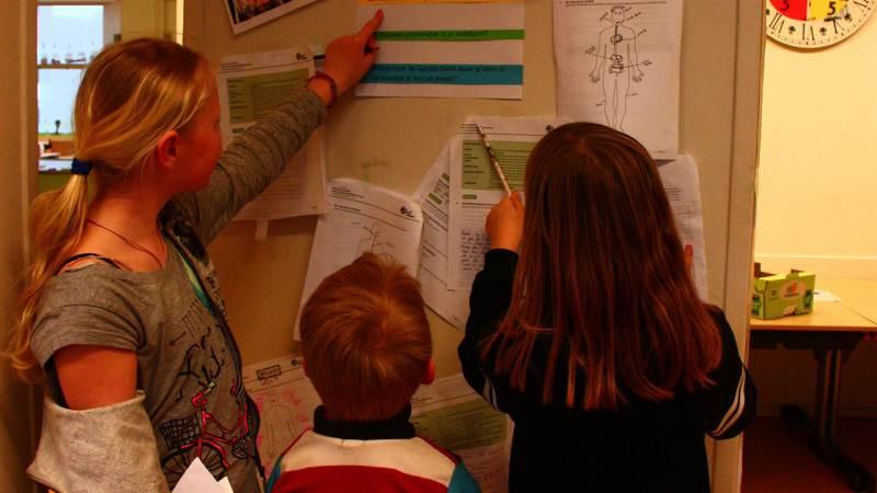 Gouwzeeschool sluit project met thema