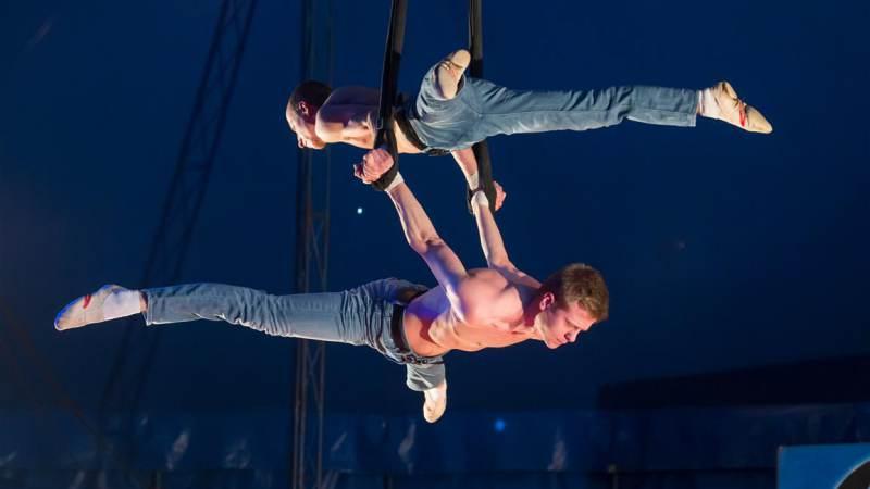 Magic Circus komt naar Broek in Waterland