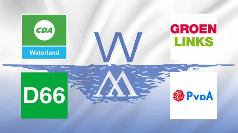 CDA, GroenLinks, PvdA en D66 sluiten coalitieakkoord