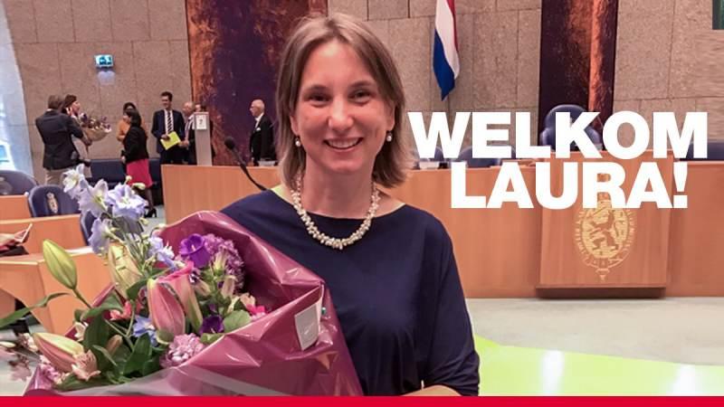 Voormalig wethouder Laura Bromet beëdigd als Tweede Kamerlid