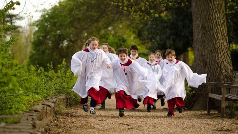 Engelse Holy Trinity Choir geeft gratis concert in Grote Kerk Monnickendam