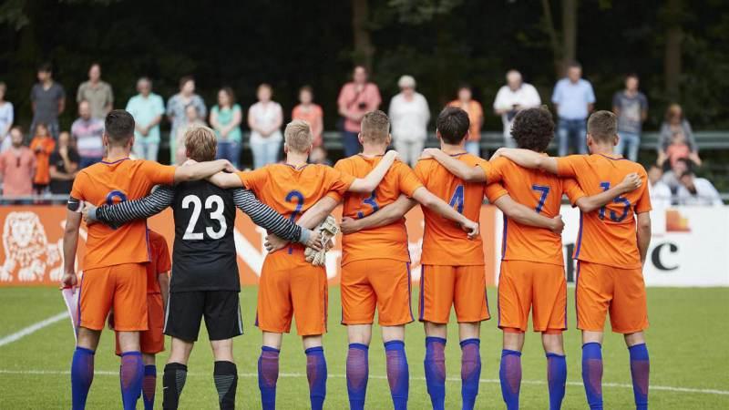 Nederlands CP-elftal wint ruim van Duitsland