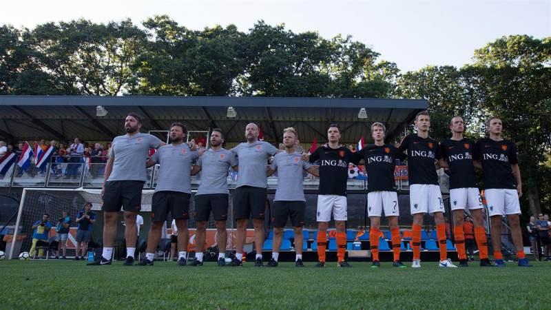Nederlands CP-elftal behaalt vierde plek op EK