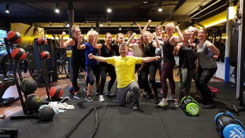 Open dag bij Fitnessclub Monnickendam