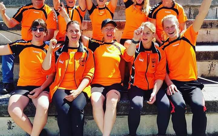 Waterlandse touwtrekkers grijpen op WK net naast medailles