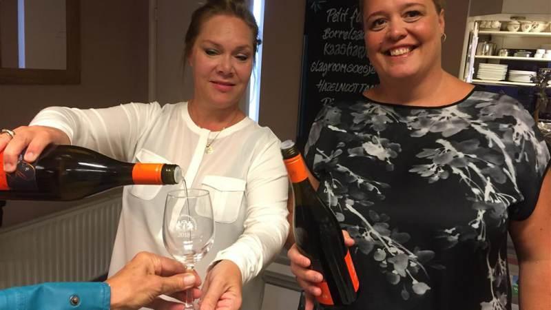 De Wijnroute - de wereld in je glas