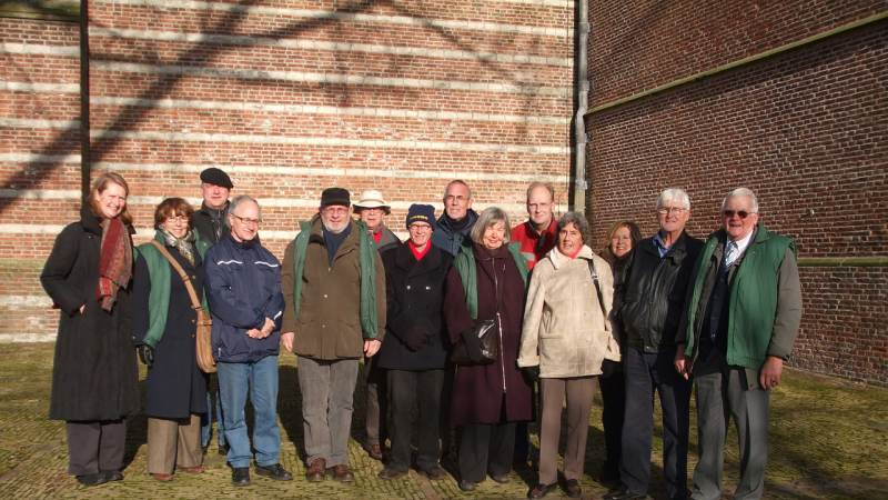 SPW en Stadsgidsen organiseren Orgelwandeling op zondag 14 oktober