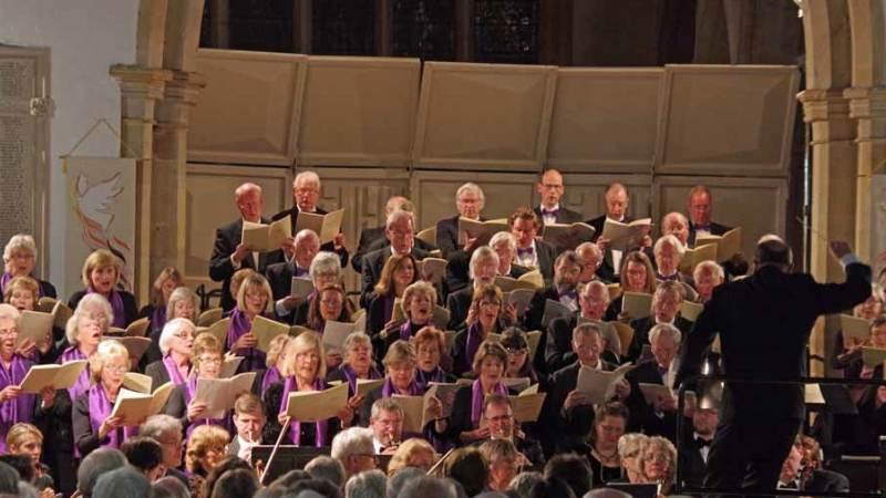 Gratis concert The Cranbrook Choral Society in RK Kerk