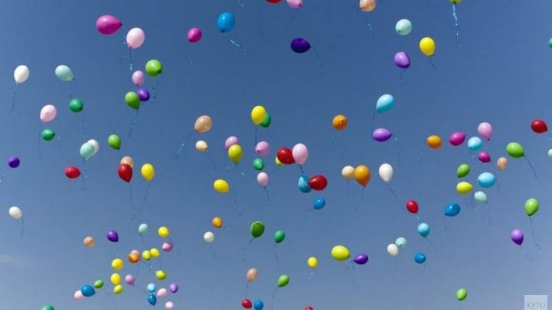 Verbod op oplaten ballonnen in Waterland