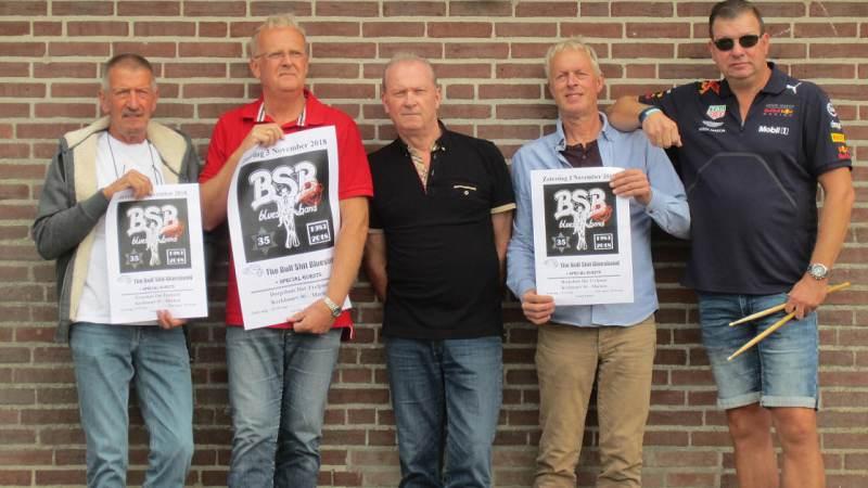 Bull Shit Bluesband 35 Years Reunion Gig 2018