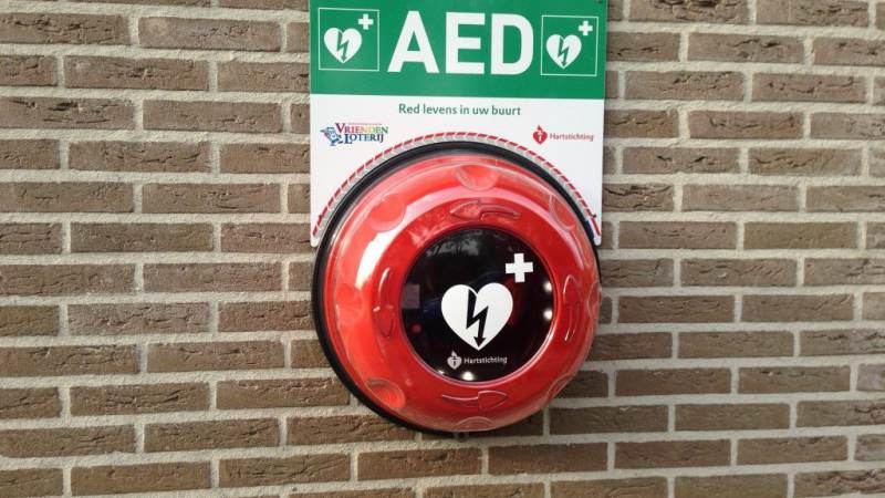 Crowdfundactie gestart voor AED in de Binnengouw