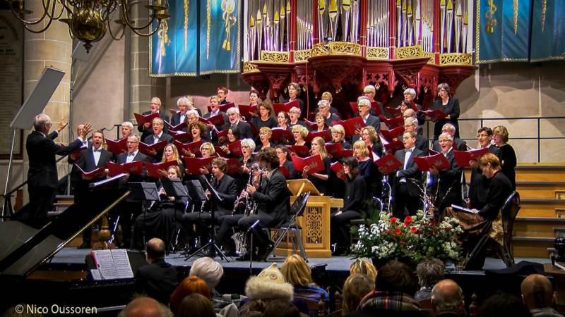 Bijzonder Kerstconcert in de Grote Kerk van Monnickendam