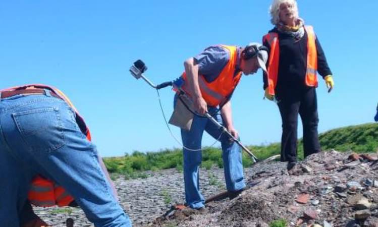 Vijf jaar archeologie in Waterland