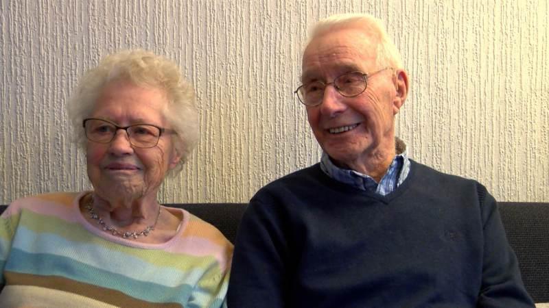 Briljanten huwelijk in Monnickendam