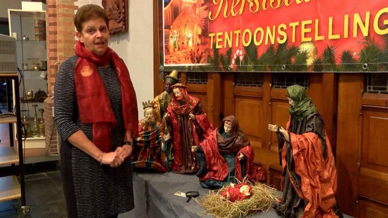 Kerststallententoonstelling en Kerststallenroute in Monnickendam