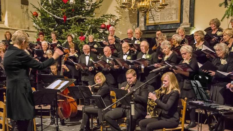 Kerstconcert Gemengd Koor Broek in Waterland