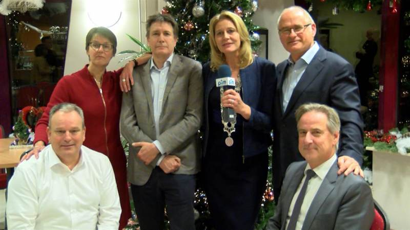 Kerst- en nieuwjaarswensen gemeente Waterland