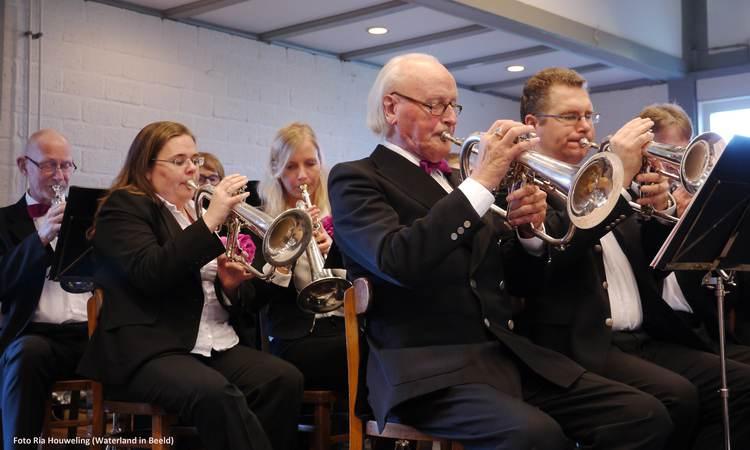 Nieuwjaarsconcert Fanfarecorps Zuiderwoude