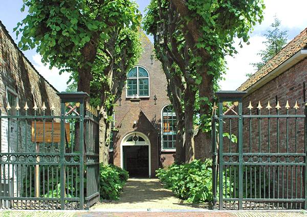 Kerkplein Waterland: 'Evolutieleer als godsdienstige uitdaging'