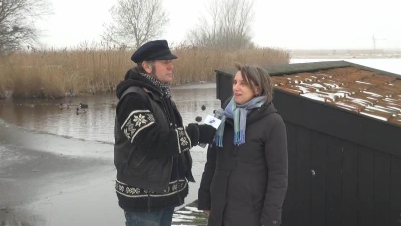 Lokale Omroep Landsmeer sprak met Laura Bromet over haar deltaplan voor het veen