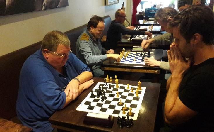 Nick Schilder domineert 25e editie van het Open Monnickendam Rapidschaakkampioenschap