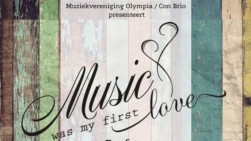 Voorjaarsconcert Olympia / Con Brio belooft weer spektakel te worden