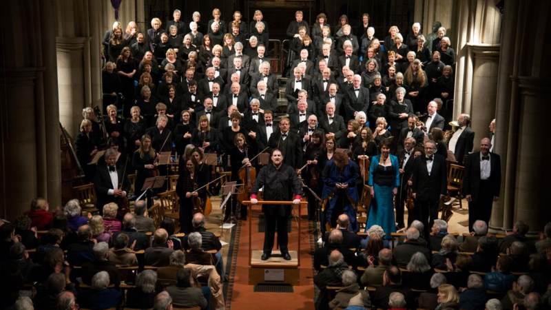 Gratis concert Northampton Bach Choir in Nicolaas en Antoniuskerk